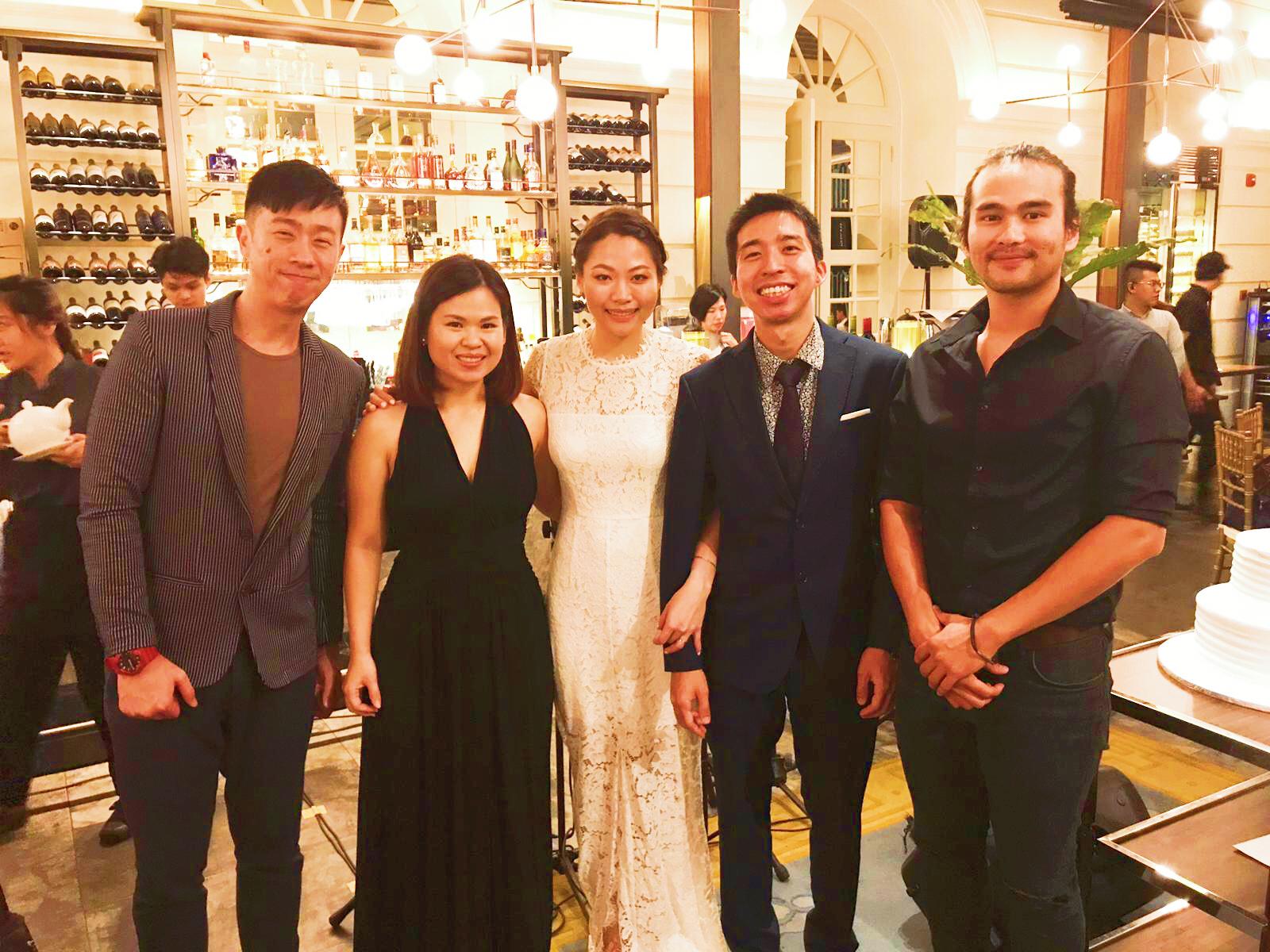 JinXian & FangXian's Wedding Dinner