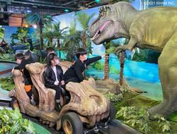 Jurassic X The Dinosaur Park Hong Kong 2