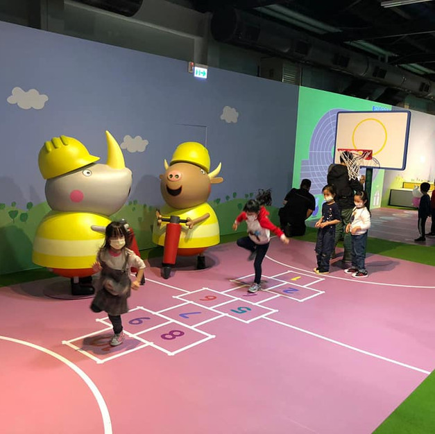 Peppa Pig Event In Taiwan 7