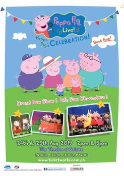 2019 Aug24 to 25 Peppa Pig Show_Manila_R