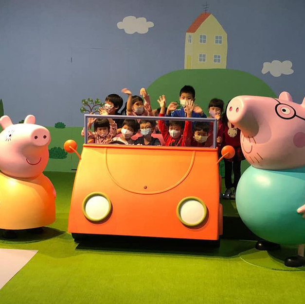 Peppa Pig Event In Taiwan 1