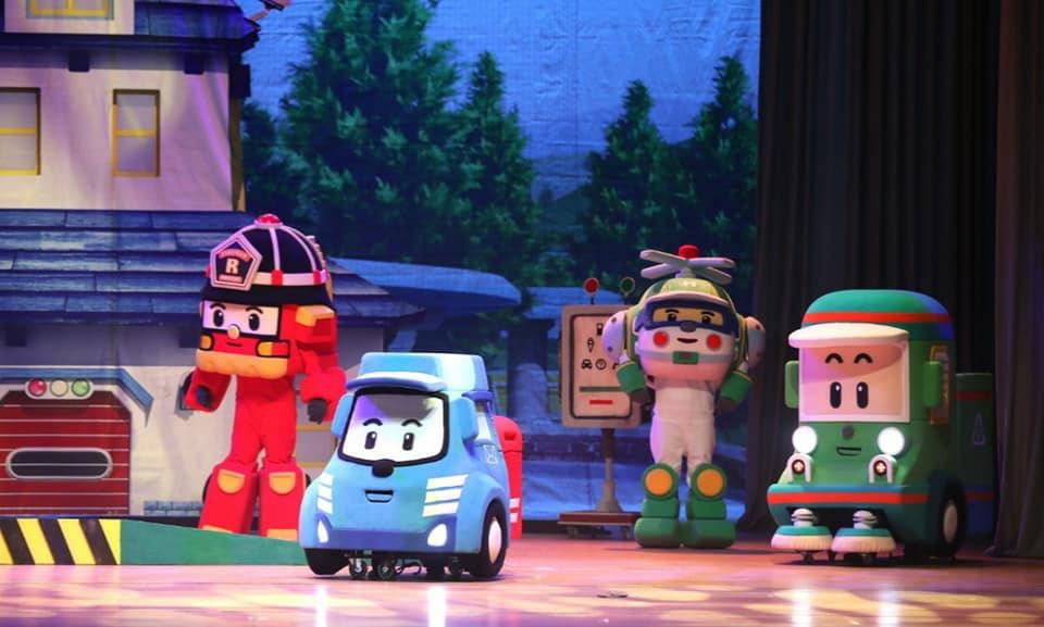 Poli in Macau during 2020 Christmas 2