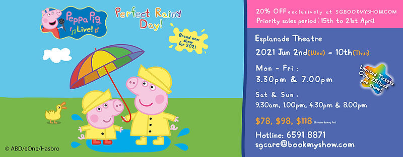 2021 Jun2-10 Peppa Pig SG@Book My Show 1