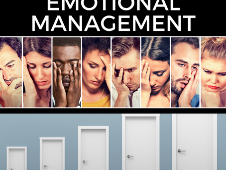 Managing Our Emotions