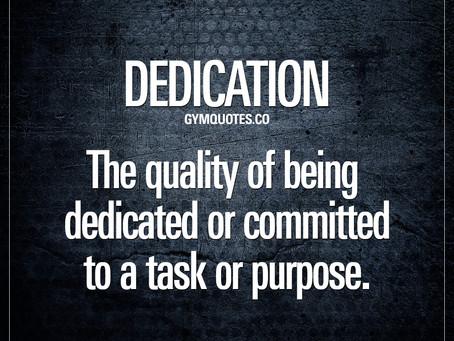 Dedication