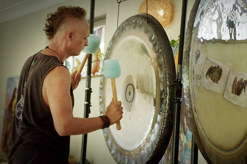 GONG Sound Waves