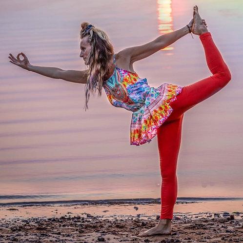 Casual Visit - Yoga
