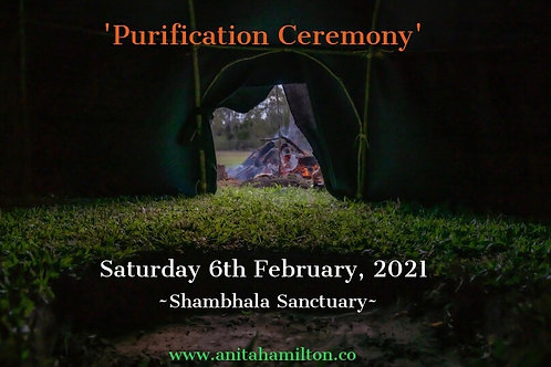 'Purification Ceremony'
