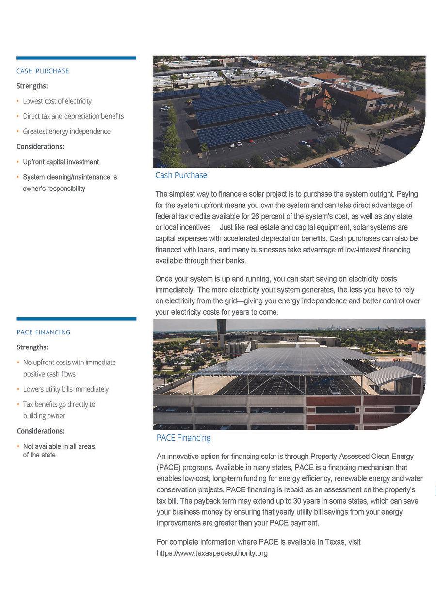 Argus Solar - How to Finance Solar  for