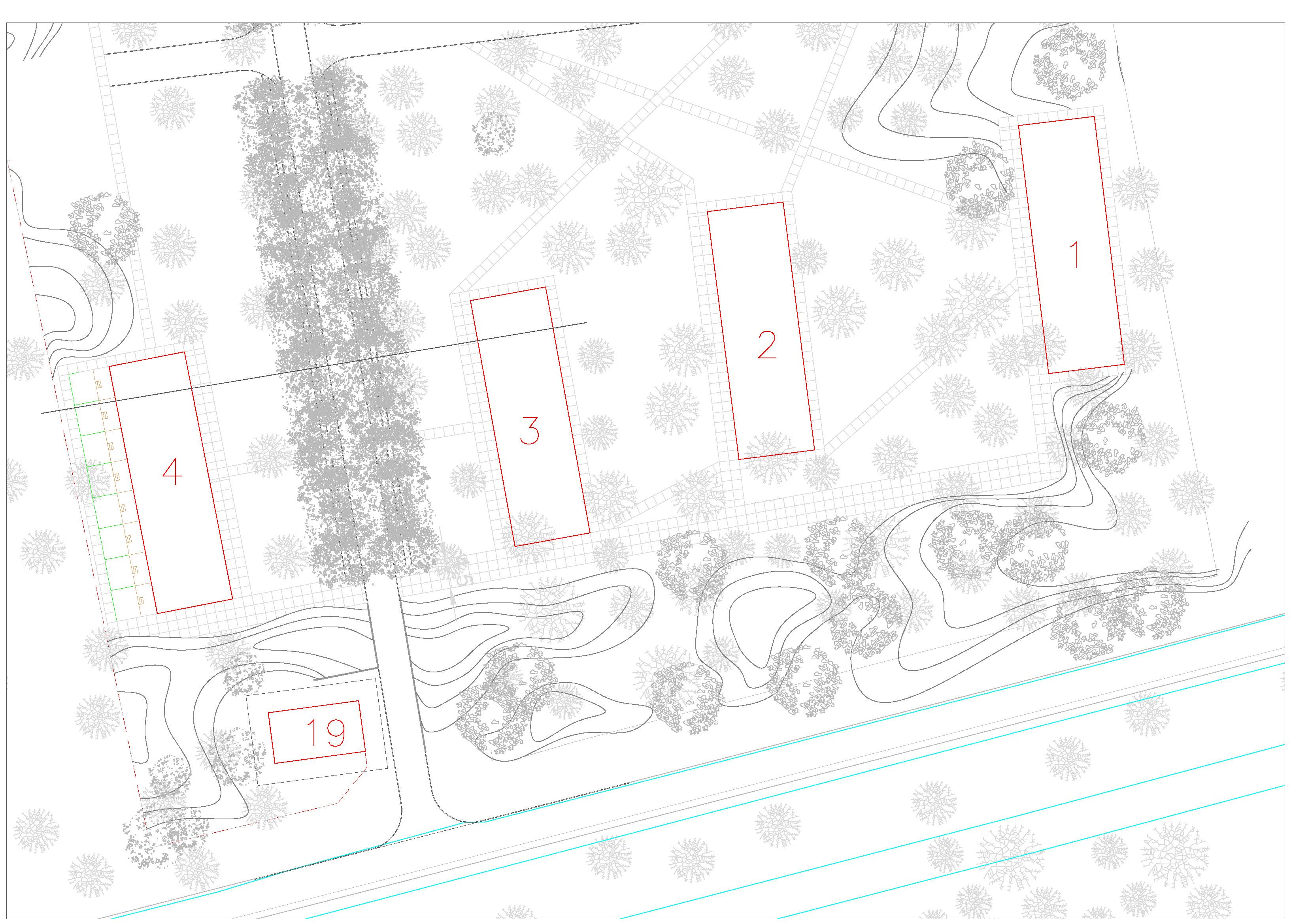 stedebouwkundig plan Kamp Koningsweg