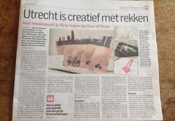 artikel Algemeen Dagblad/UN