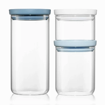 Organizer Gift Guide Frevian Glass Containers