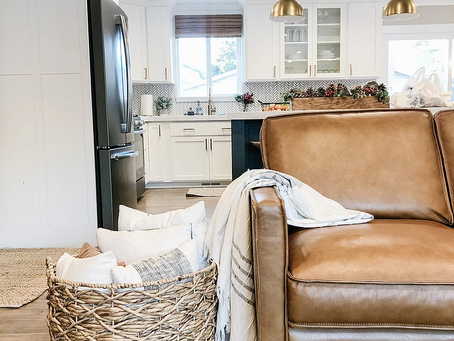 6 New Basket Ideas That Hide Clutter and Add Functional Design to Your Space