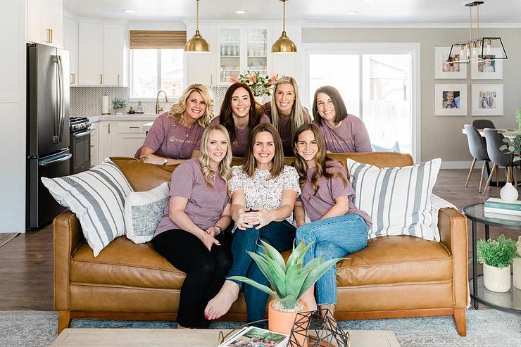 Reset Your Nest Utah Organizer Team