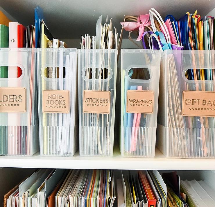 Organizer Gift Guide Multipurpose Bins