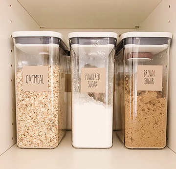 Organizer Gift Guide Airtight Containers