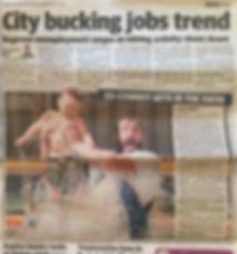 Townsville Bulletin Mark Dalle Cort