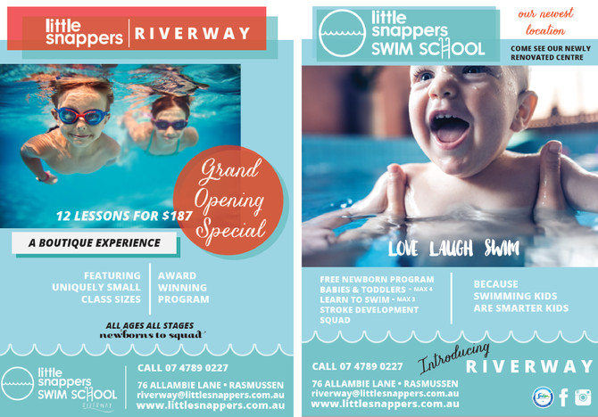 RIVERWAY | Townsville New Location
