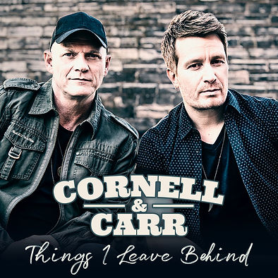 Cornell & Carr - Things I leave Behind Single Cover