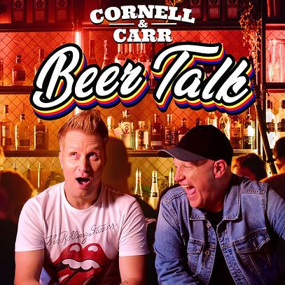 Beer Talk Single Cover - Cornell & Carr