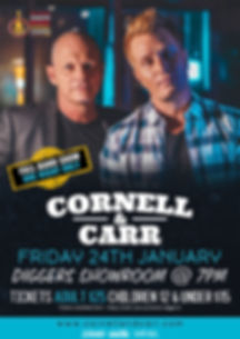 Cornell & Carr - TCMF 2020 - Diggers Showroom - January 24 2020
