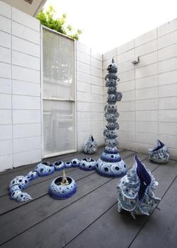 2006「自給∞足」展示風景 .JPG