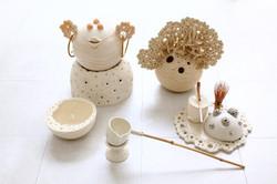 2011「茶道具~小宇宙」陶、竹、金属 .JPG