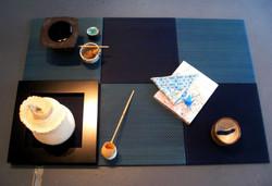 2012.4「folding cosmos BATH編」茶点席 にて参加