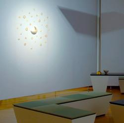 2013 「folding cosmos 札幌編」モエレ沼公園ガラスのピラミッド