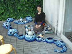 2006 「植物文様展・うつろいのさま」4人展〜千空間(東京).JPG