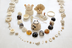 2011,Heart Field Gallery「お茶事的小宇宙」.jpg