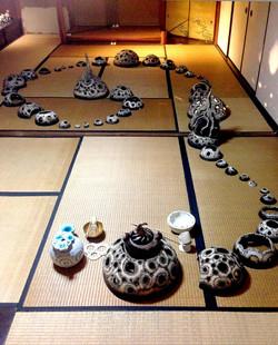 2013「いきものたちの息づく世界2」のぶずGallery 展示風景.JPG