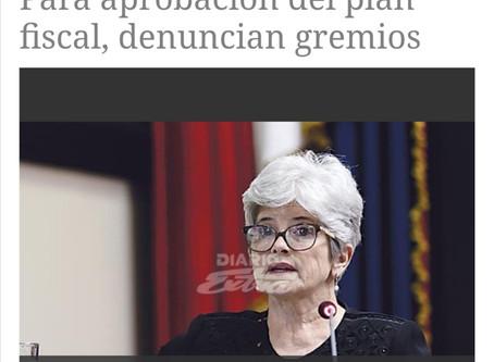 Señora Ministra