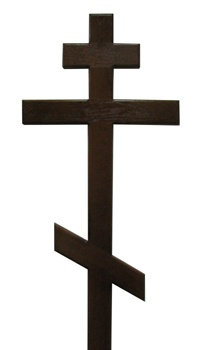 крест с орнаментам