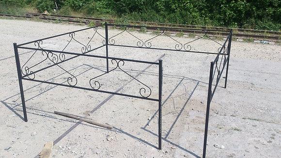 оградка узор