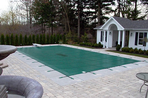 LBI Pool Service / Cover