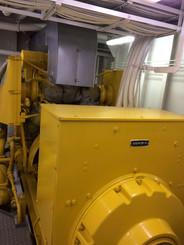 500 KW CAT 3412 generators x 3 nos