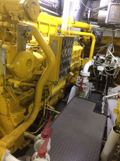 CAT 3516 x 4 nos main engines