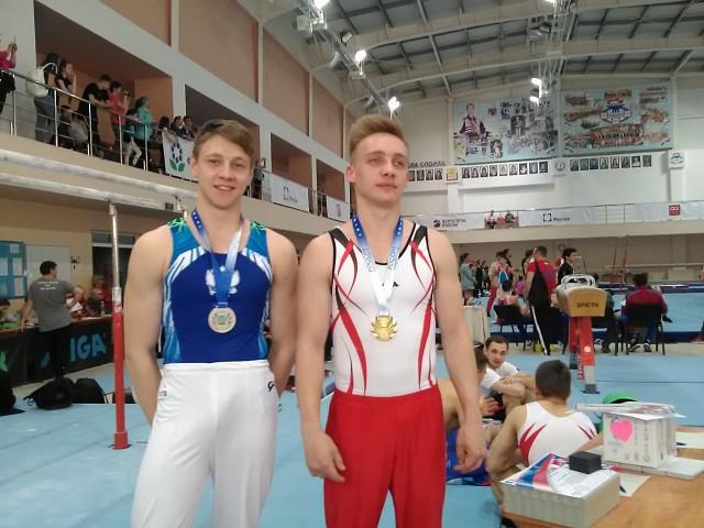 Иван Шестаков и Дмитрий Говоров