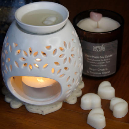 Hand-made Soy Wax Melts Collection