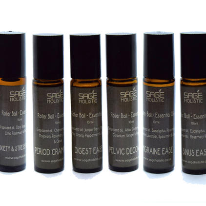 Rescue Roller-ball blends 10ml Collection