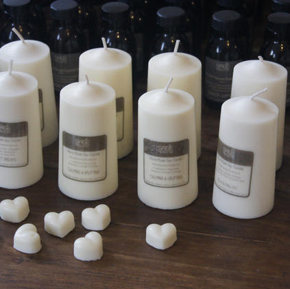 265g Hand-made Pillar Soy Wax Candles Collection