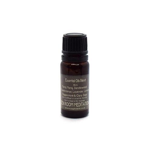 Zen Room Meditation Essential Oil Blend 10ml