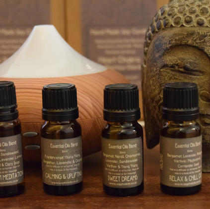 Essential Oil Diffuser Blends Collection