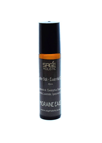 Migraine Ease Rescue Roller Ball Blend 10ml