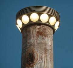 Luminaires Wood Lux