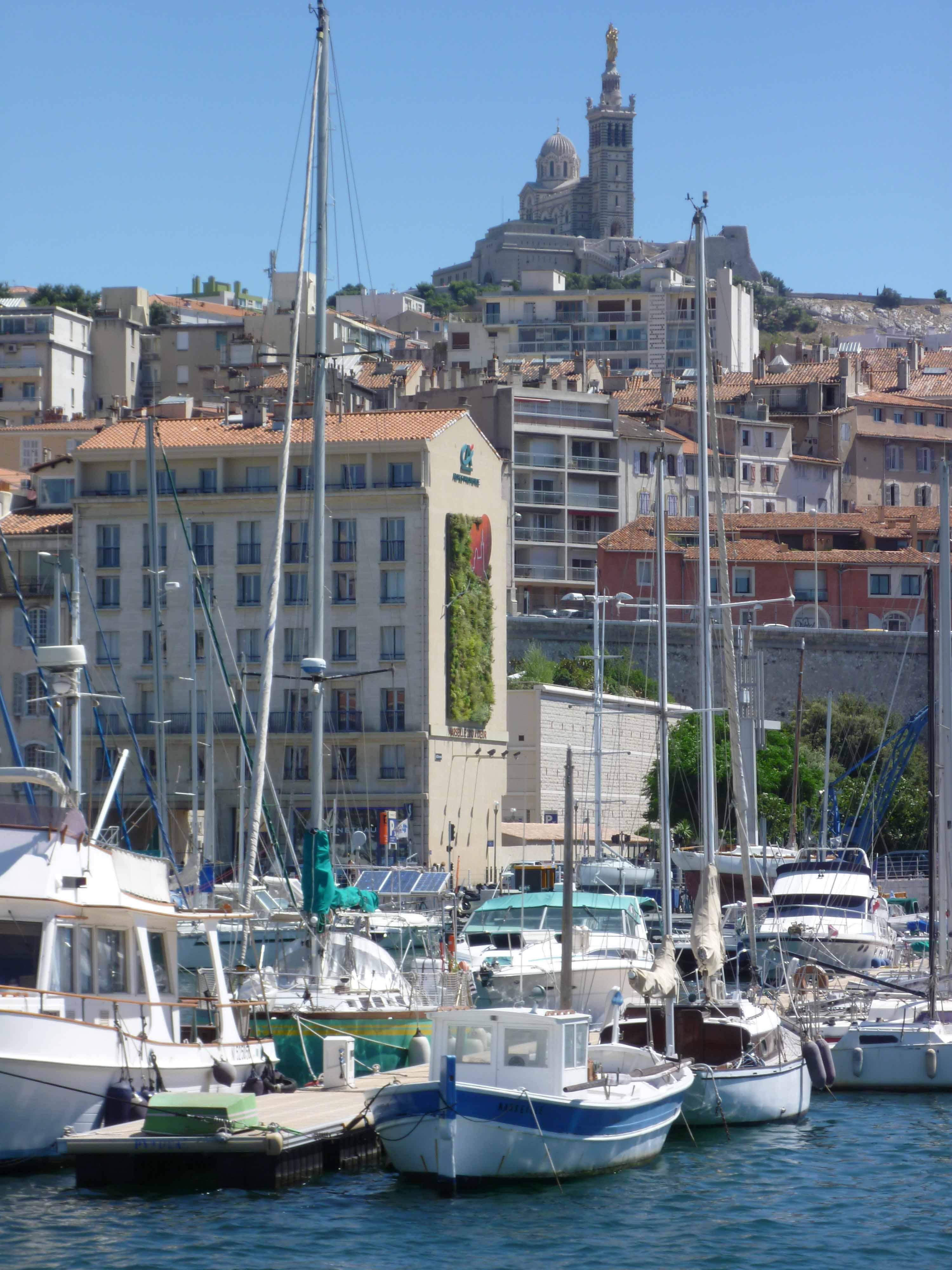 Marseille, le Vieux-Port