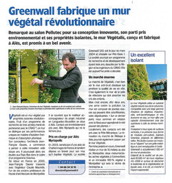 "Journal d'Agglo ""Grand Alés"""