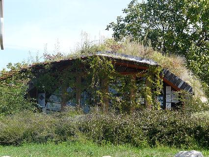 Office de tourisme végétalisé