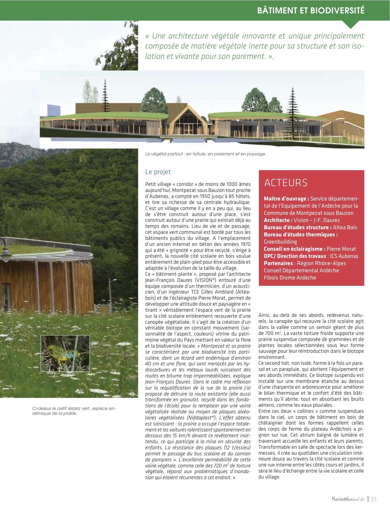 Habitat Naturel Hors série